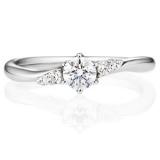 「BRILLIANCE+新作の婚約指輪 と ご褒美も♡ネックレス」の画像(4枚目)