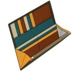 ギフトに喜ばれる世界にただ一つのカスタマイズできる長財布の画像(1枚目)