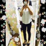 aquagarage大人スキッパーシャツ♡モニターの画像(1枚目)