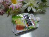 メチャウマ~♪『大粒アロエin クラッシュタイプの蒟蒻畑「パイナップル味」』|ナルニアのブログの画像(2枚目)