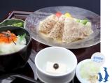 ななつ海でツルッと入る冷たいおうどんを食べたい☆新宿タカシマヤタイムズスクエアレストランズパーク の画像(3枚目)