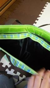 大容量保冷バッグでお買い物の画像(4枚目)