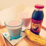口コミ記事「ポリフェノールで抗酸化!アロニア果汁!」の画像