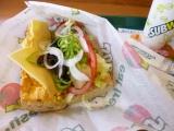 サブウェイのお気に入りサンドイッチの画像(1枚目)