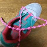 口コミ記事「結ばない靴ひもキャタピーゴルフ」の画像