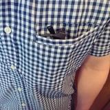 当選【メガネポケット付きシャツ メガシャツ】の画像(5枚目)