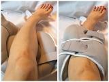 レッグエンジェルフィット体験レポ☆ 着圧フットケア枕でむくみしらずの美脚をめざす☆ の画像(8枚目)