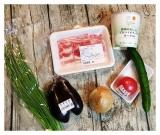ローソンフレッシュ お試しレポ4:豚バラ肉&ナス味噌炒め の画像(2枚目)