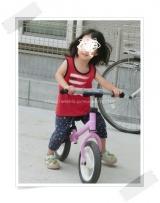 ~もうすぐ夏休み~ 5歳の夏はいよいよ自転車デビュー?の画像(2枚目)