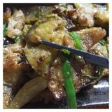 ローソンフレッシュ お試しレポ4:豚バラ肉&ナス味噌炒め の画像(14枚目)