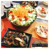 ローソンフレッシュ お試しレポ4:豚バラ肉&ナス味噌炒め の画像(1枚目)