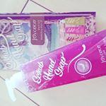 このハンドソープいい香りだった(*´д`*)♡#ジョイココ #ハンドソープ #スクラブ #moniplaのInstagram画像