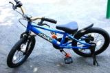 D-Bike Master 16インチ☆4歳 自転車に挑む夏休み!まずはキックバイクで練習だ!の画像(2枚目)