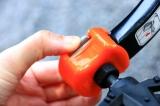 D-Bike Master 16インチ☆4歳 自転車に挑む夏休み!まずはキックバイクで練習だ!の画像(4枚目)