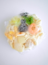 お水がいらない鍋焼きうどんは、とっても便利〜♪♪の画像(3枚目)