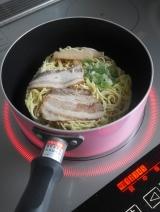 お水がいらない鍋焼きうどんは、とっても便利〜♪♪の画像(8枚目)