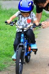 アイデスD-Bike Masterがカッコイイ!キックバイクにもなるオススメのキッズ自転車!の画像(7枚目)
