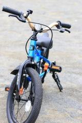 アイデスD-Bike Masterがカッコイイ!キックバイクにもなるオススメのキッズ自転車!の画像(1枚目)