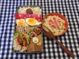 カラフル野菜のベーコン巻き弁当♪(旦那)の画像(4枚目)