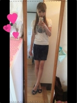 Code!夢展望ストレッチハイウエストタイトスカートの画像(10枚目)