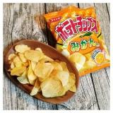 コイケヤ ポテトチップスみかん味 の画像(1枚目)