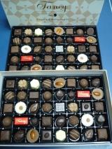 メリーのチョコレート・プレゼント用のお菓子はどこでよく買いますか? の画像(1枚目)