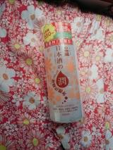 日本酒で出来た化粧水日本盛でお肌が復活!ピカピカお肌に‼の画像(1枚目)