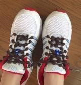 「靴紐なのに結ぶ必要ナシ?!アウトドアやトレーニングにも最適な「キャタピラン」」の画像(10枚目)