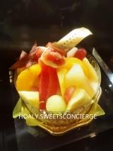 ブログ12周年に、泡とケーキのマリアージュの画像(2枚目)