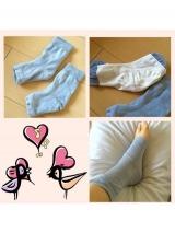 履くだけ足うら美人な靴下が良い感じ〜 の画像(5枚目)