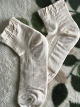 優しい靴下を履くだけでカカトはつるつる★足うら美人♪の画像(5枚目)