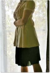 夢展望 選べる3丈プリーツスカートの画像(2枚目)