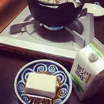 湯豆腐#鎌田醤油 #カマダ醤油 #monipla #鍋の季節到来のInstagram画像