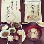 お出汁生活#鎌田醤油 #カマダのだしパック #monipla #だし活 #牛肉と里芋とキノコのスープのInstagram画像