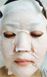 【真水素フェイスマスク(3DAYS)】★モニター★の画像(7枚目)
