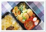 「   ビーフシチューコロッケ弁当☆アクリ冷凍食品 」の画像(3枚目)
