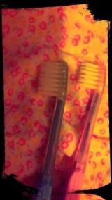 キスユー マイナスイオン歯ブラシの画像(2枚目)