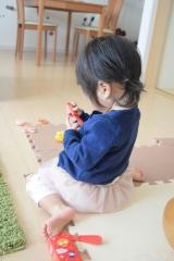 1歳3ヶ月☆あそびの画像(1枚目)