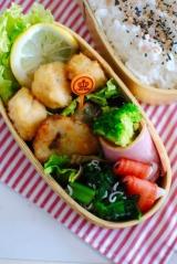 *{モニター}ご飯がすすむ冷食でお弁当* の画像(3枚目)