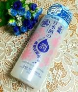 日本酒のたっぷり保湿化粧水(しっとり)の画像(1枚目)