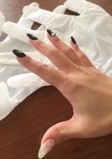 【モニプラ】2枚爪・薄爪・乾燥・ささくれ・手爪のダメージに★爪の強化液&ハンドマスク★30名の画像(9枚目)