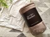 口コミ記事「あったかふわふわ♡マイクロファイバー毛布シングルCHARMANTEBONHEUR♪」の画像