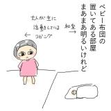 ドクターレーベル ベビーバスケット コツブの妊娠絵日記の画像(1枚目)