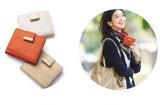 モニプラ!【Kraso】軽さときらめき いいとこどり スリムな二つ折り財布・5名の画像(2枚目)