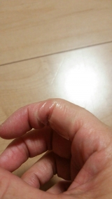 【モニター56】東洋化学株式会社のフィットバンシリーズ「手荒れ予防保護フィルムフィットバンN」の画像(7枚目)