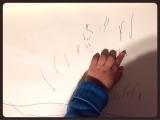 「乾燥肌の画伯」の画像(1枚目)