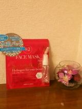 株式会社Kyo Tomo様「真水素フェイスマスク」 の画像(1枚目)