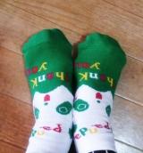 「~【靴下】最近可愛い靴下マイブーム~」の画像(1枚目)