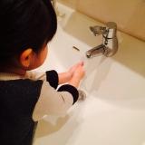 手洗い練習スタンプ おててポンの画像(13枚目)