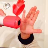 手洗い練習スタンプ おててポンの画像(5枚目)